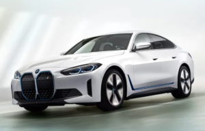 BMW I4 Images | Picture